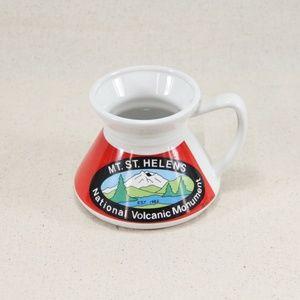 Vintage Mt. St. Helens National Volcanic Monument